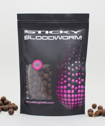 Sticky Baits Bloodworm Shelf Life Boilees