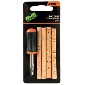 Fox Edges Drill and Cork Set