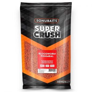 Sonubaits Supercrush Bloodworm Groundbait