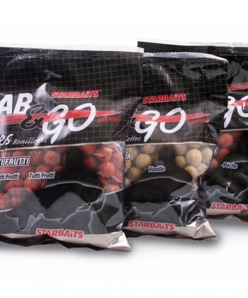 Starbaits Grab and Go Boilies