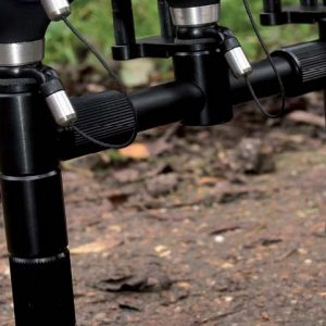 Fox Black Label 3-Rod Adjustable Buzz Bar