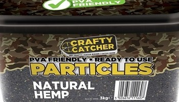 Crafty Catcher Particles