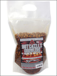 Bait Tech Tiger Nut Growlers