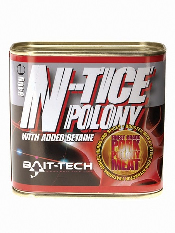 Bait Tech Luncheon Meat