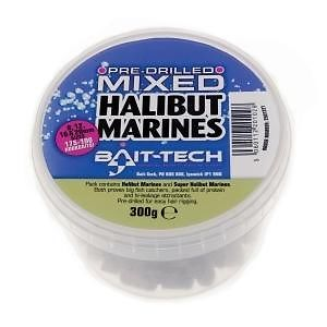 Bait Tech Mixed Halibut Marines