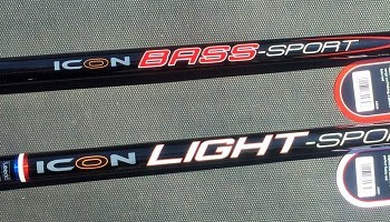 Leeda Icon Bass Sport