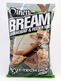 Bait Tech Omen Groundbait