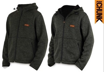Fox Black Label Sherpa Hoody