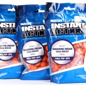 Nash Instant Action Tangerine Dream Boilies