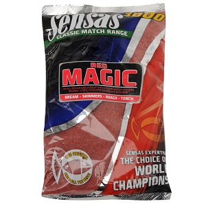 Sensas 3000 Magic Red