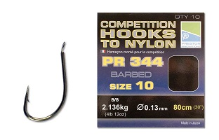 Preston Competition 344 Hooks