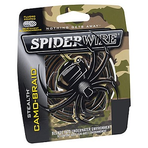 Berkley SpiderWire Stealth Camo Braid
