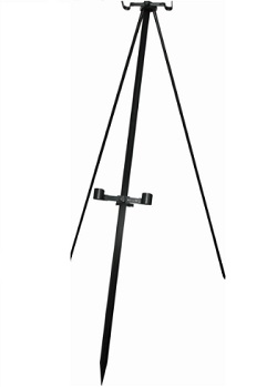 Leeda Icon Twin Head Tripod