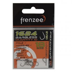 Frenzee 1624 Barbless Hooks
