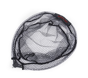 Korum Snapper Latex Folding Spoon Net
