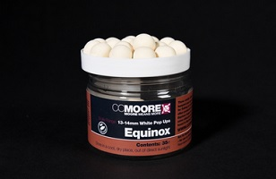 CC Moore Equinox White Pop Ups