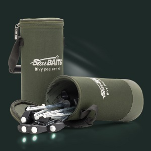 Starbaits Bivvy Peg Set XL