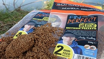 Sonubaits Fin Perfect Sticki Method Pellets