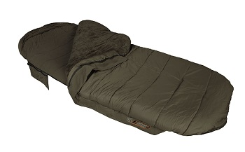 Fox Evo Tec ERS1 Full Fleece Sleeping Bag