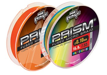 Fox Rage Prism Fused Braid