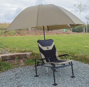 Korum Graphite Brolly