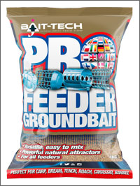 Bait Tech Pro Feeder Groundbait