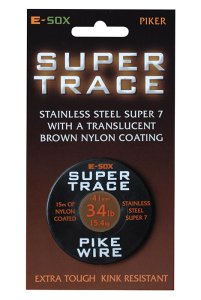 Drennan E-SOX Super Trace Pike Wire