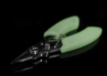 RidgeMonkey Nite Glo Braid Scissors