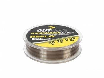 Avid Carp Out Line Fluorocarbon Leader