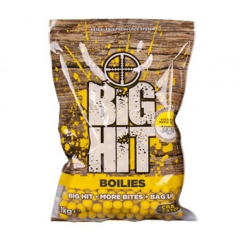 Crafty Catcher Big Hit Boilies